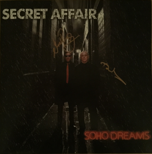 Soho Dreams signed